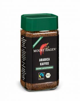 Mount Hagen instant koffeinfri pulverkaffe