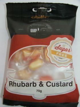 Stockleys Rhubarb & custard