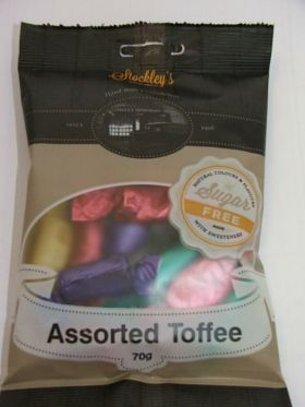 Stockleys Assorted toffee