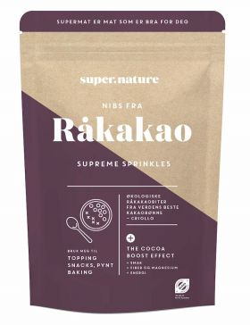 Supernature kakaonibs