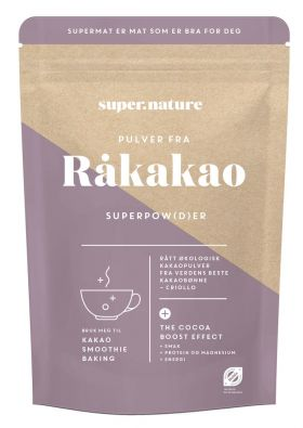 Supernature kakaopulver