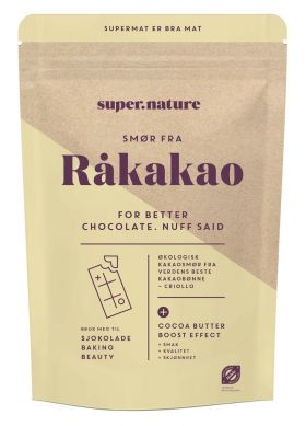 Supernature kakaosmør