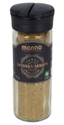 Manna Spisskummen, malt øko 40 gr