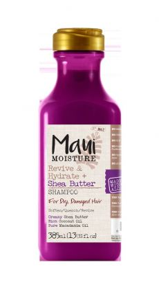 Maui Shea Butter Shampoo 385 Ml