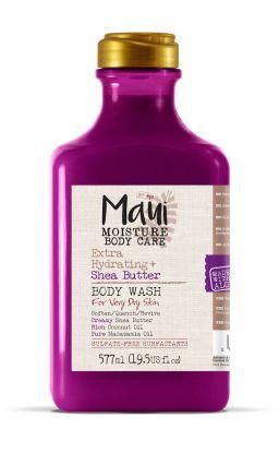 Maui Shea Body Wash 577 Ml