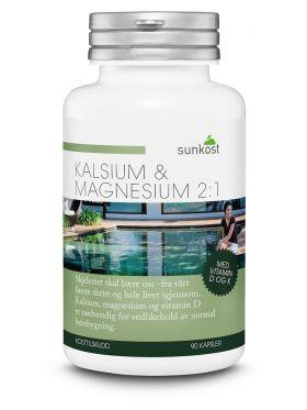 Kalsium & Magnesium 2:1