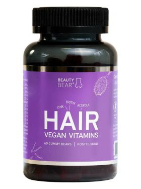 Beauty Bear Hair Vitamins