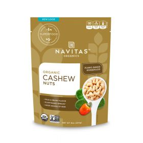 Navitas Cashew whole nuts