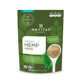 Navitas Hemp seeds shelled