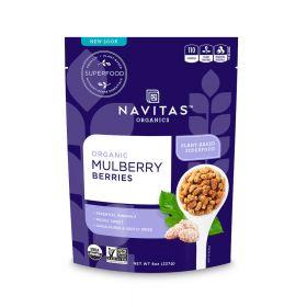 Navitas Mulberries