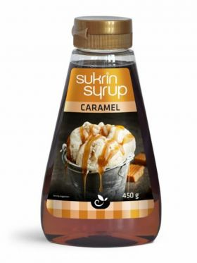 SukrinSirup Caramel 450 ml