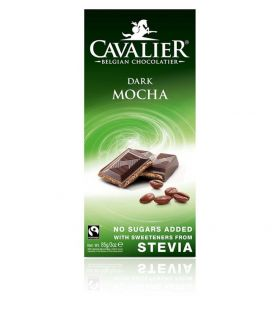 Cavalier Mørk Mocca Plate