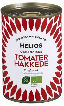 Helios tomater hakkede
