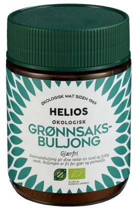 Helios grønnsaksbuljong gjærfri 130 gr