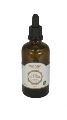Manna Arganolje økologisk 100 ml