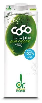 Coco Juice naturell