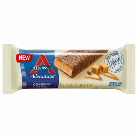 Atkins Advantage fudge caramel 60 gr