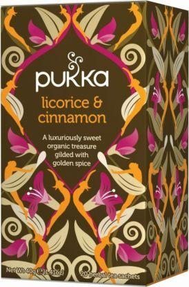 Pukka Licoric & Cinnam