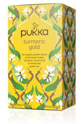 Pukka Tumeric gold