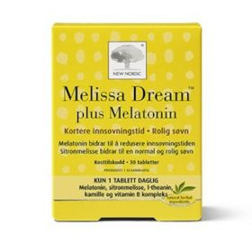 Melissa Dream plus Melatonin