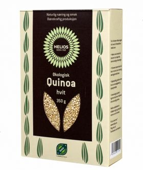 Helios Quinoa Hvit 350 gr