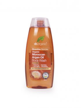 Dr.Organic Argan body wash