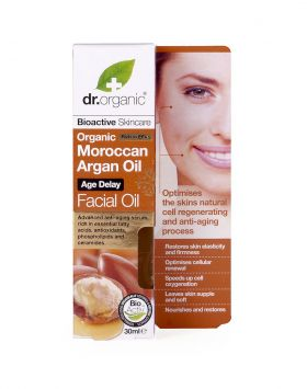 Dr.Organic Argan facial oil