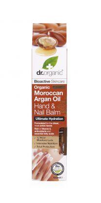Dr.Organic Argan hand cream