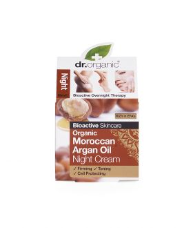 Dr.Organic Argan night cream