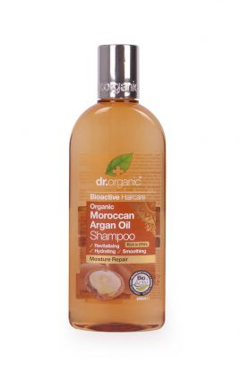Dr.Organic Argan shampoo