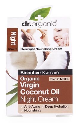 Dr.Organic Coconut night cream