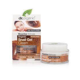Dr.Organic Snail gel cream 50 ml