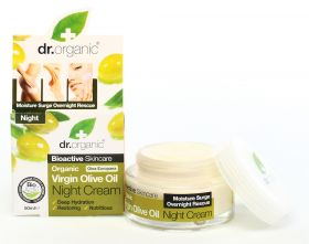 Dr.Organic Olive night cream