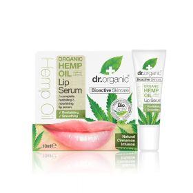 Dr.Organic Hemp lip serum 10 ml