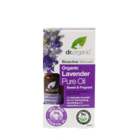Dr.Organic Lavender pure oil