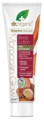Dr.Organic Tan extender lotion