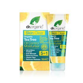Dr. Organic Skin Clear 5 in 1 oil control moisturiser