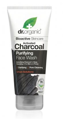 Dr. Organic Charcoal Face Wash 200 ml