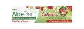 Aloe Dent tootpaste children