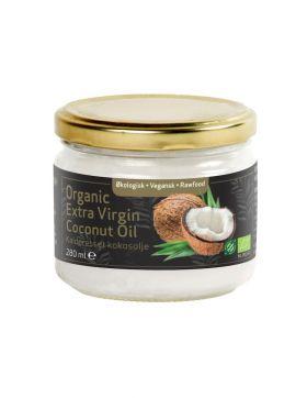 Organic Extra Virgin kokosolje 280 ml
