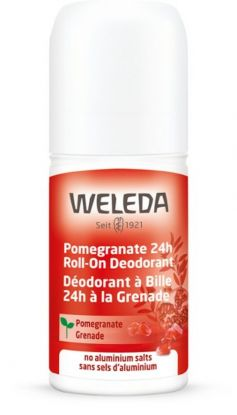 Weleda Pomegranate 24r Deodorant Roll On