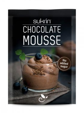 Sukrin Chocolate mousse 85 gr