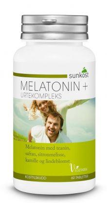 Melatonin + Urtekompleks