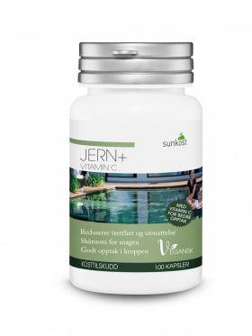 Sunkost Jern + Vitamin C
