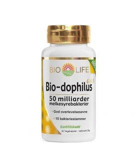 Bio-Life Bio-Dophilus Gold - 30 kapsler