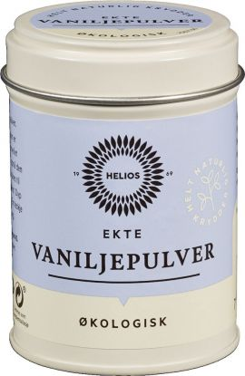 Helios Bourbon Vaniljepulver 10 gr