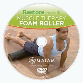 Gaiam Textured Foam Roller 30cm