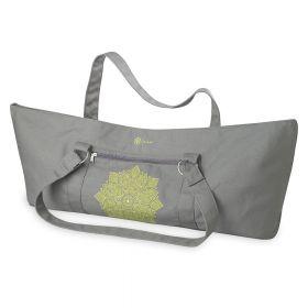 Gaiam Citron Sundial Yoga Tote Bag