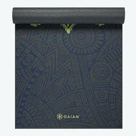 Gaiam Yoga Mat Layers 6mm