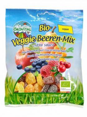 Økovital Bærmiks sure vegansk og glutenfri